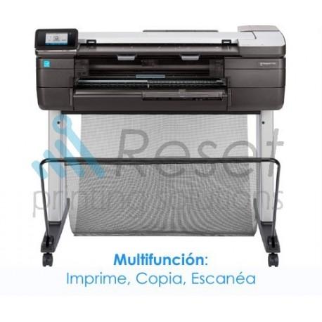 "HP DesignJet T830 MFP 24"""