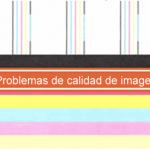 problemas de calidad de imagen en plotter