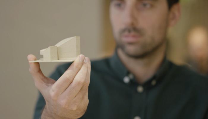 impresora 3d para arquitectos
