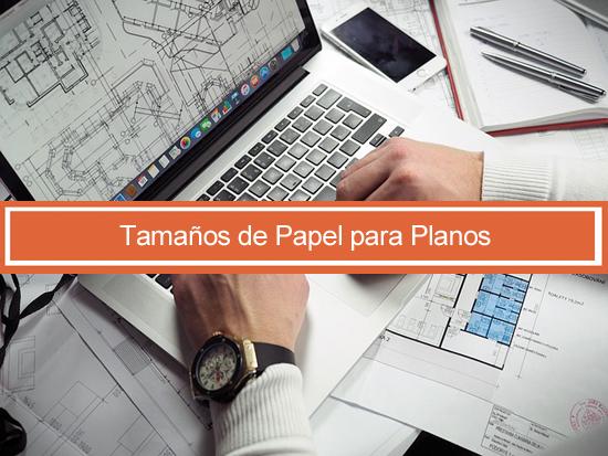 tama os de papel para planos arquitect nicos blog plotter hp