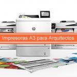 impresoras a3 para arquitectos