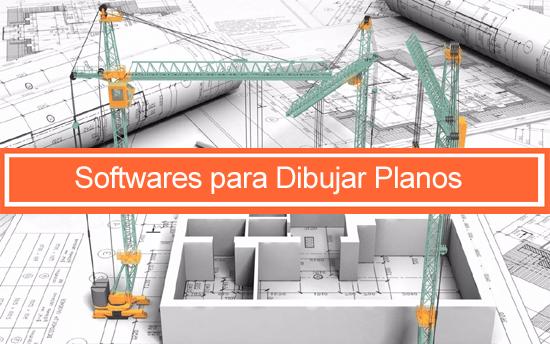 software para dibujar planos