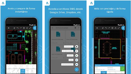 apps para arquitectos autocad