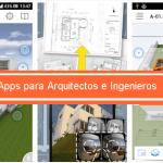 apps para arquitectos e ingenieros