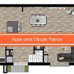 apps para dibujar planos y diseñar espacios