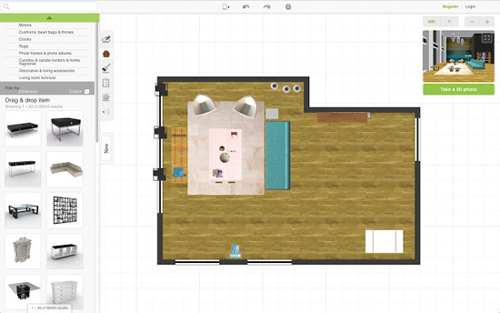 4 apps para dibujar planos y dise ar espacios blog for Planner casa 3d
