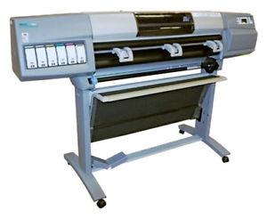 plotter hp designjet 5000