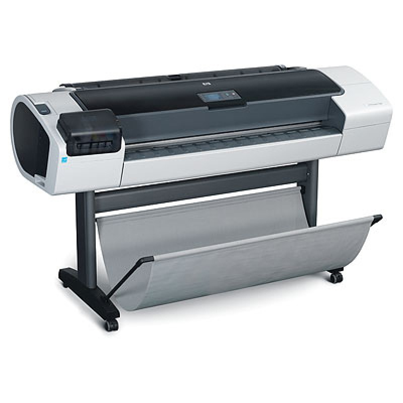 plotter hp designjet t1200