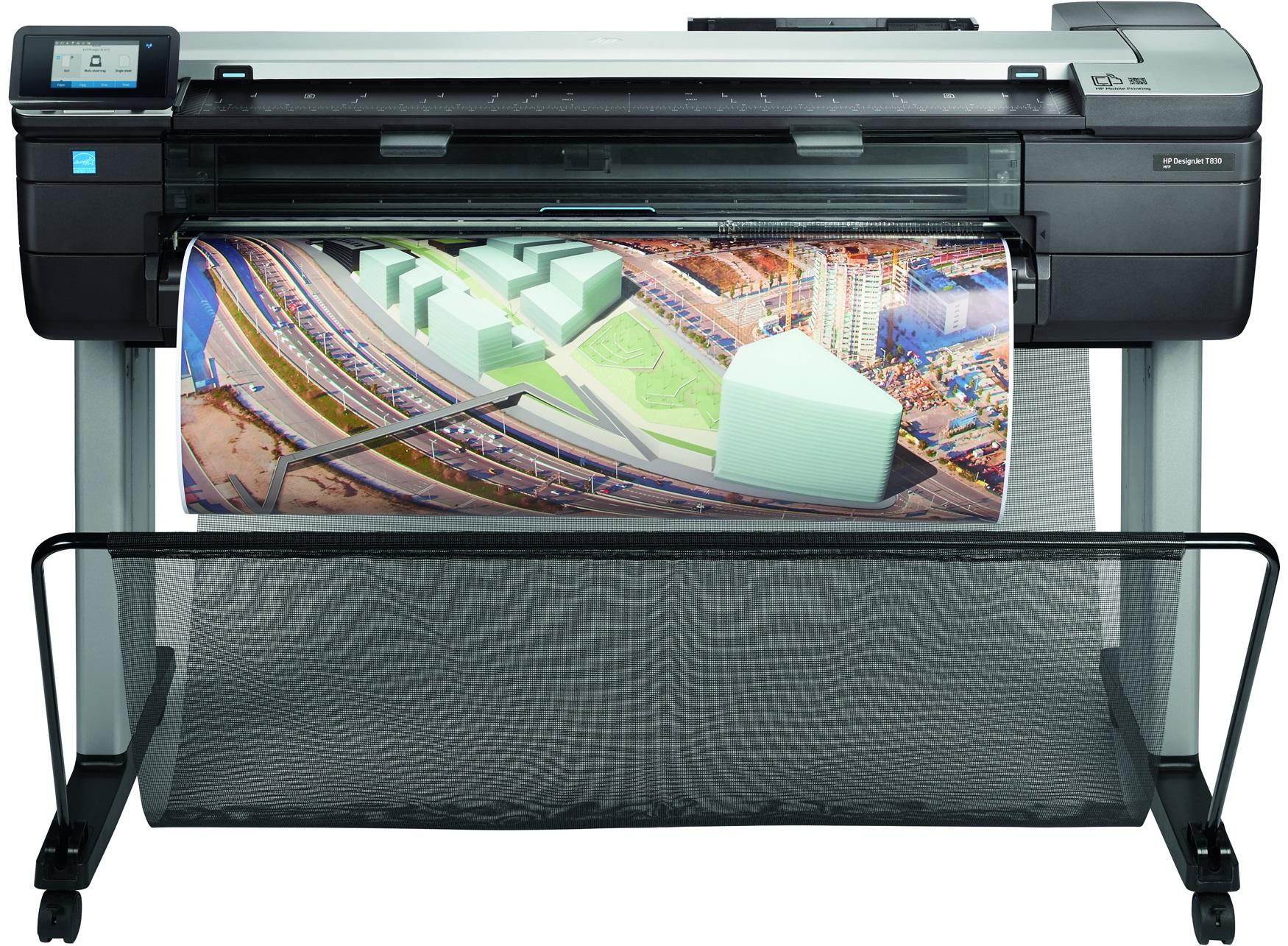 precio hp designjet t830 mfp
