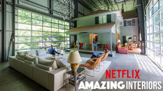 amazing interiors netflix