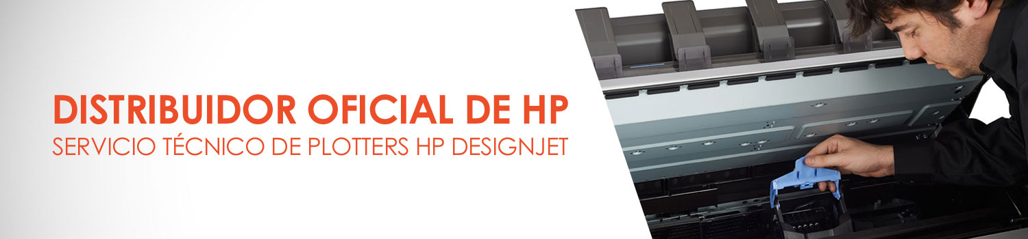 contacto plotter hp