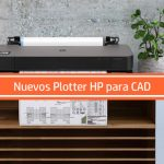 nuevos plotter HP CAD